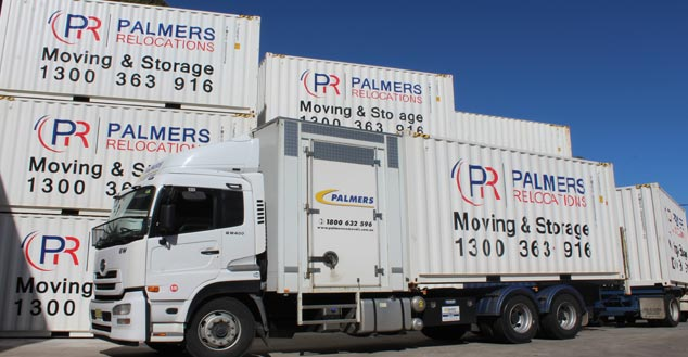 Container Storage Sydney, Delivery Across Australia, Storage Units Parramatta